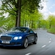 Bentley bringt neuen Continental GT Speed