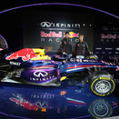 Red Bull zeigt den RB9 mit Video