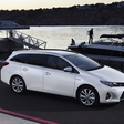 Toyota Auris Touring Sports im Handel