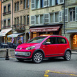Volkswagen Up wächst mit Cross Up