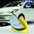 Volkswagen Up gewinnt Euro NCAP Advanced Award