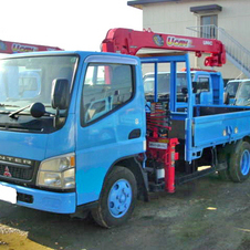 Mitsubishi Canter 3C15D FEB01EL4WEA7 (CD/3400)