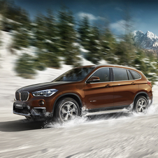The X1 Li will be available with two petrol engine options
