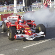 Ferrari Rockets Through Doha, Qatar, to Open Qatar Motor Show