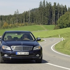 Mercedes-Benz C 200 Kompressor Automatic