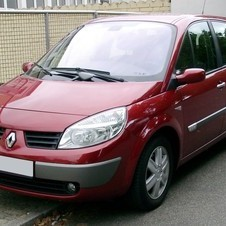 Renault Scenic II 2.0 16v Automatic