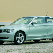 BMW 120i Coupe Auto (E82)