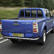 Ford Ranger 2.5TDCi Limited Cabina Dupla 4x4