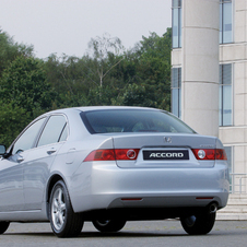 Honda Accord DX Automatic