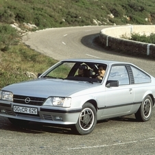 The original Monza was made in the late 70s and 80s as a sporty, three-door coupe