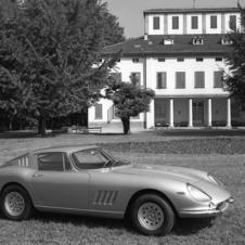 Ferrari Classiche restores cars to original gives owners a certificate saying they are correct