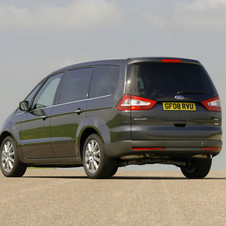 Ford Galaxy 2.2TDCi Titanium