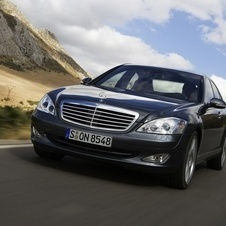 Mercedes-Benz S 450 4MATIC LWB