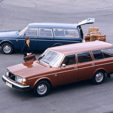 Volvo 245 GLE Estate