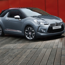 Citroën DS3 HDi 90 FAP Airdream So Chic