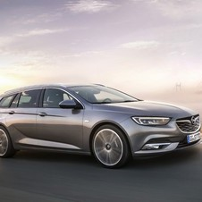Design of the new Opel Insignia Sports Tourer is heavily inspired on the 2014 Monza Concept