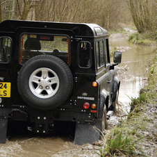 Land Rover Defender 110 2.5 TDi Hard Top