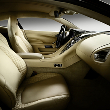 O interior do novo Aston Martin Vanquish