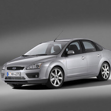 Ford Focus Saloon 1.6 16v