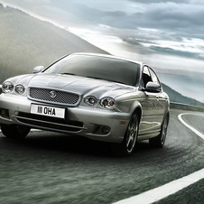 Jaguar X-Type 2.5 V6 Executive Aut MY08
