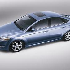 Ford Mondeo Saloon 2.0
