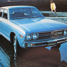 Datsun Laurel 200L Coupé