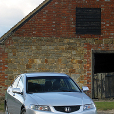 Honda Accord Coupé DX Automatic