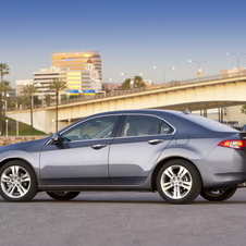 Acura TSX V6 5-Spd AT