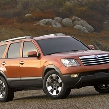 Kia Borrego LTD 4WD