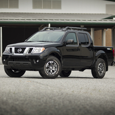Nissan Frontier S Crew Cab 4x4 SWB V6