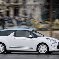 Citroën DS3 Hdi 110 FAP Airdream Sport Chic