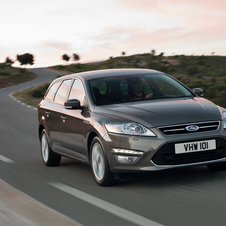Ford Mondeo SW 1.6 Ti-VCT S