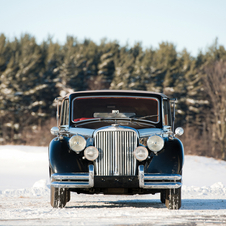 Jaguar Mark V 3½-Litre Drophead Coupe