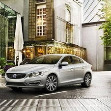 Volvo S60 D4 Kinetic S/S Powershift