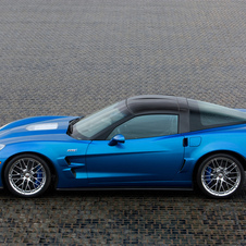 Chevrolet Corvette ZR1 ZR-3