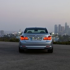 BMW ActiveHybrid 7L
