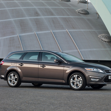 Ford Mondeo SW 2.0 S