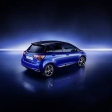 Toyota announced the introduction of a new and more efficient 1.5-litre petrol engine to the Yaris range