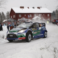 Latvala takes a bumpy win in Sweden