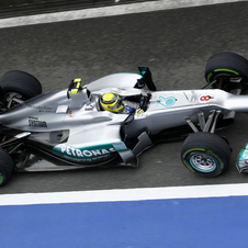 Rosberg takes first ever win in China