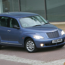 Chrysler PT Cruiser Touring