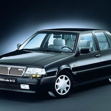 Lancia Thema 2.0 ie 16v Turbo