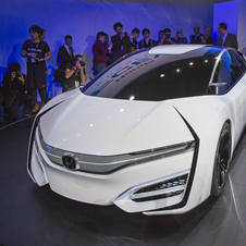 Honda has had fuel cell vehicles being leased to customers since 2007 and plans to sell one completely