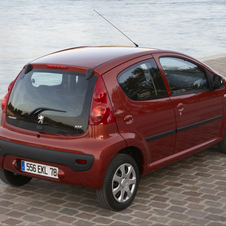 Peugeot 107 Hatchback 1.0 Envy