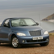 Chrysler PT Cruiser Convertible Limited Turbo
