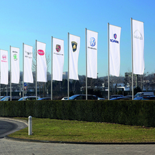 Many of the new employees come from VW Group's acquisition of Scania, MAN, Porsche and Ducati