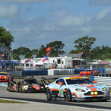 It was at Sebring, Long Beach and Laguna Seca