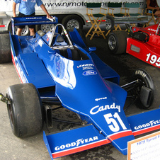Tyrrell 009 Cosworth