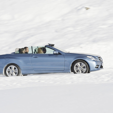 Mercedes-Benz E 250 CGI BlueEFFICIENCY Cabriole