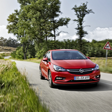 Opel Astra 1.0 Turbo Dynamic